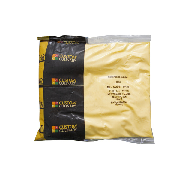 9661 - Gold Label Ready-To-Use Hollandaise Sauce