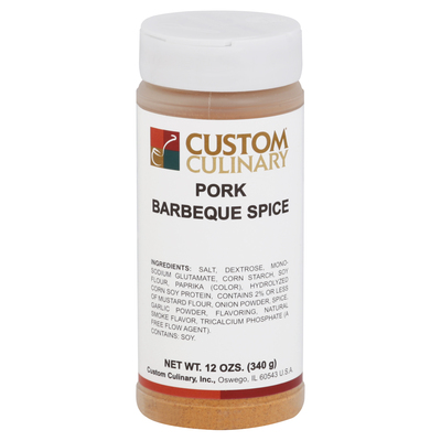 0763 - Pork Barbeque Spice