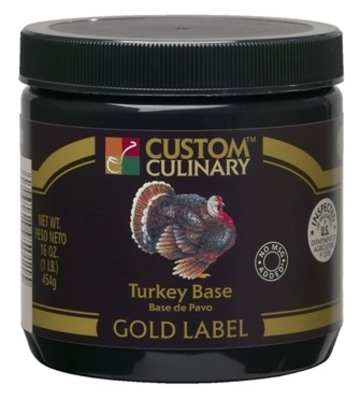 9501 - Gold Label Turkey Base