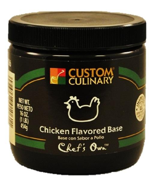 0106 - Chefs Own Chicken Flavored Base