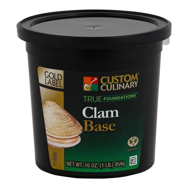 5505 - True Foundations Clam Base