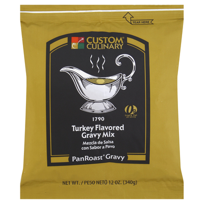 1790 - PanRoast Turkey Flavored Gravy Mix