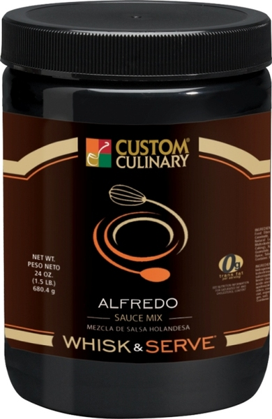 1293 - Whisk & Serve Alfredo Sauce Mix