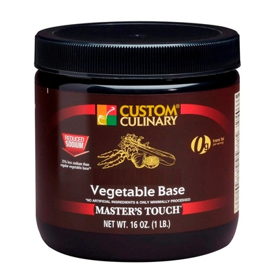 5200 - Masters Touch Reduced Sodium Vegetable Base