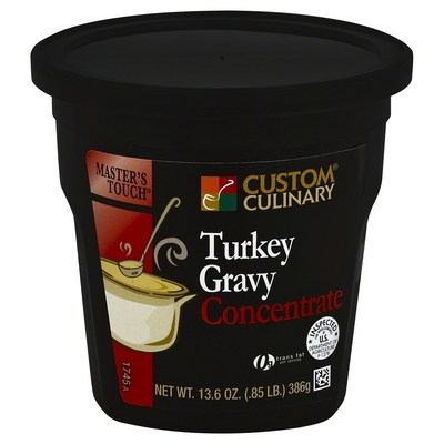 1745 - Masters Touch Turkey Gravy Concentrate