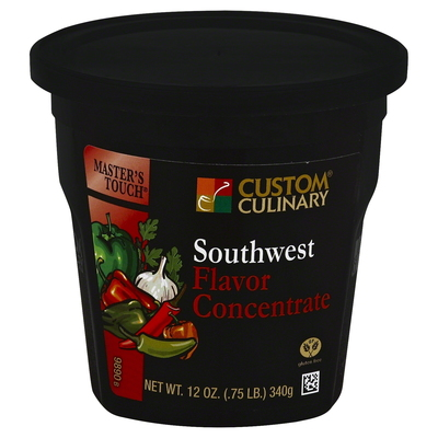 9890 - Masters Touch Southwest Flavor Concentrate