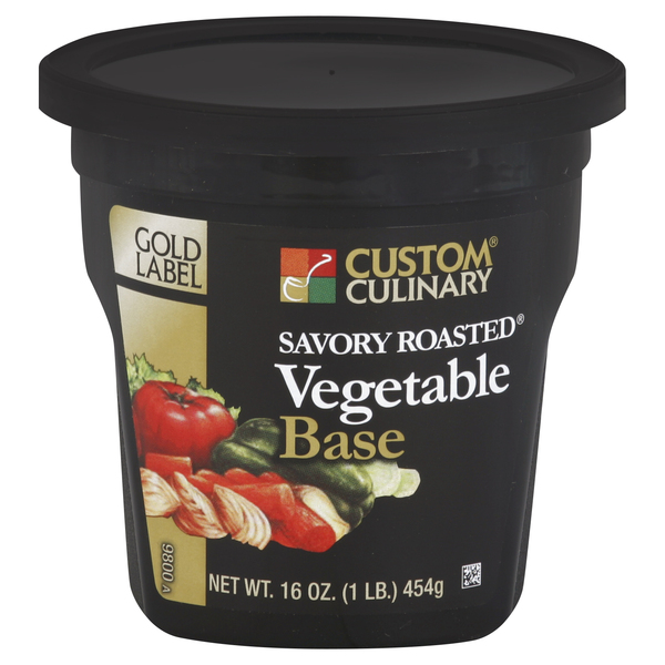 9800 - Gold Label Savory Roasted Vegetable Base